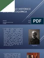 Desarrollo Histórico de La Fisicoquímica