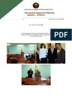 Günter Weimer - Inter-relaçoes Arquitetonicas Brasil-Africa
