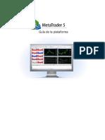Manual Metatrader 5