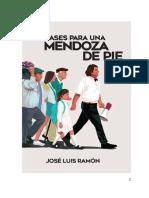 Mis Bases Para Una Mendoza de Pie- José Luis Ramón