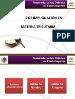 Medios de Defensa en Materia Fiscal 2