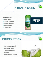 Coco Fresh Health Drink