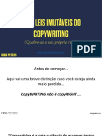 10 Leis Imutáveis Do Copywriting