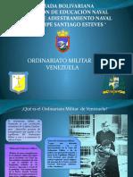 Presentacion de Ordinariato Militar de Venezuela