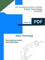ASM E19 2 Robot Technology