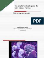 Característica anatomofisiológicas del recién nacido normal