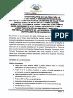 TDR Centro de Salud CCM