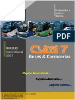 Brochure Institucional 2017