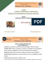 Sesion III   LUBRICACIÓN - AJUSTES Y TOLERANCIAS (HENRY ESPINOZA).pdf