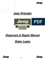 Jeep Repair Manual JK