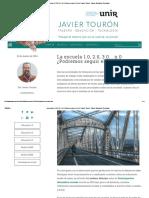 La Escuela 1.0, 2.0, 3.0... n.0 ¿Podremos Seguir El Ritmo_ _ Javier Tourón - Talento, Educación, Tecnología