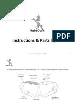 Instructions & Parts Layout M&C - FRENCHBULLDOG