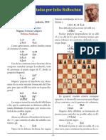 2- Fischer vs. Gligoric