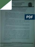 Acuerdo Pemón 2016