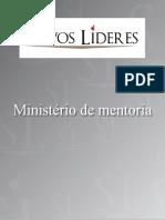 Mentor Ministry-Anot. Do Professor
