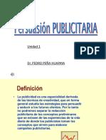 Persuasion Publicitaria