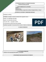 Informe Topografico Diario 050319