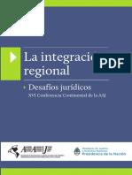 Integracion Regional Desafios Juridicos