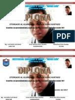 Diplomas Miragón