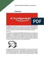 Plan de Promoción de Ventas y Relaciones Publicas a Un Producto de Consumo Masivo
