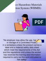 work place hazardous material