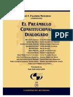 El Preambulo Constitucional Con Isbn