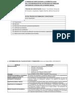 Criterios Tomados en Cuenta en Base a La Normativa Legal Aplicable Para La Estandarización de Los Procesos de Formación y Capacitación de La Escuela de La Función Judicial