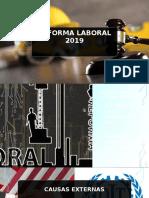 Nuevo Derecho Procesal Laboral 2019