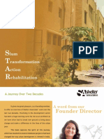Shelter Associates Ngo Information Brochure