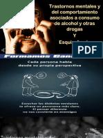 Alcohol y Esquizofenia