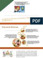 Alimentación Balanceada y Pirámide Alimenticia