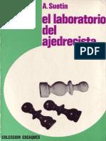 El Laboratorio Del Ajedrecista - Alexander Suetin - OCR e Índice