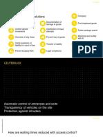Geutebrueck Solutions Overview (Vestera)