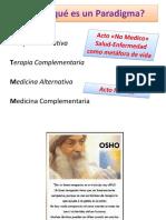 Paradigma del Terapeuta Alternativo