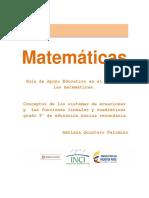 09 Modulo Matematicas Noveno
