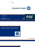 NYS Cyber Security Toolkit