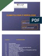 Hidrologia y Balance Hidrologico (1)
