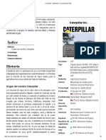 Caterpillar - Wikipedia, La Enciclopedia Libre