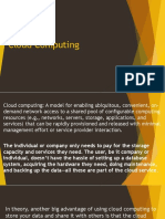 Cloud Computing (New)