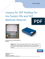 Modbus for IMx and @Ptitude Observer