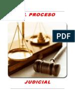 El Proceso Judicial Tarea Uno de Practica Juridica