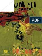 Sum 41 - Chuck (Authentic Transcriptions With Notes And Tablature).pdf