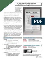 BARD Control Panel AB3000-B-sp