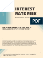 Interest Rate Risk presentation