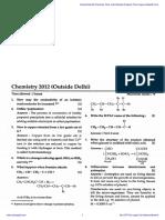 Chemistry 2012
