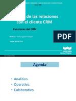 Funciones Del CRM