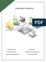 Microgrid protection