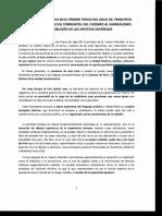 Tema 14. Arte de Las Vanguardias