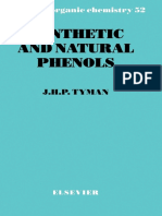 Synthetic and Natural Phenols by Tyman 1996