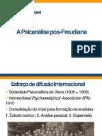 Psicologia do Séc. XX à Contemporaneidade - Pós-Freudianos (Semana 3).pdf